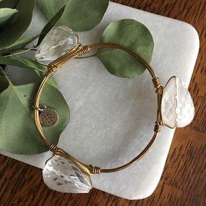 Bourbon and Bowties Crystal Bracelet